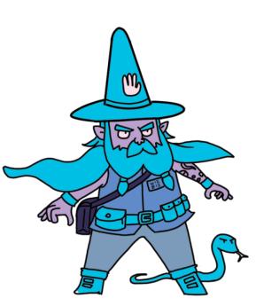 bluewizard